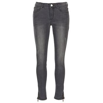 Textiel Dames Skinny jeans Moony Mood IFABANE Grijs