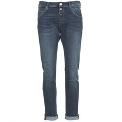 Textiel Dames Straight jeans Replay PILAR Blauw
