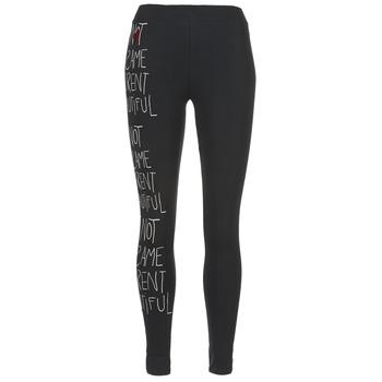 Textiel Dames Leggings Desigual ESOUNAXI Zwart
