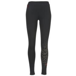 Textiel Dames Leggings Desigual YALOIRE Zwart