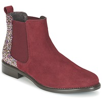 Schoenen Dames Laarzen Betty London FREMOUJE Bordeaux