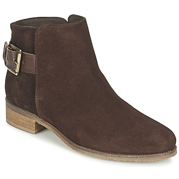 Schoenen Dames Laarzen Betty London FIAZANE Brown
