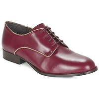 Schoenen Dames Derby Betty London FLOJE Bordeaux