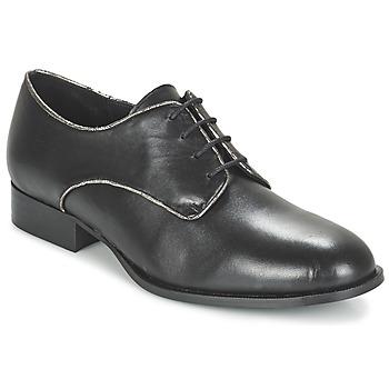 Schoenen Dames Derby Betty London FLOJE Zwart