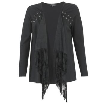 Textiel Dames Vesten / Cardigans Morgan MIKER Zwart