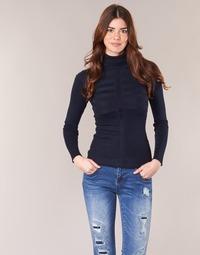 Textiel Dames Truien Morgan MENTOS Blauw