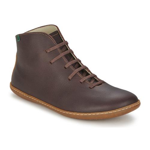 Schoenen Laarzen El Naturalista EL VIAJERO Brown