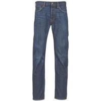 Textiel Heren Straight jeans Levi's 501 LEVIS ORIGINAL FIT SMITH / STATION