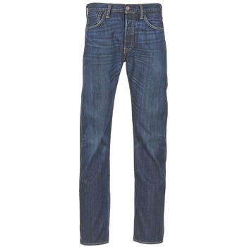 Textiel Heren Straight jeans Levi's 501 LEVIS ORIGINAL FIT SMITH / STATION