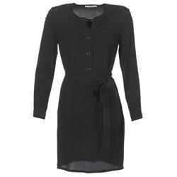 Textiel Dames Korte jurken See U Soon SANTINE Zwart