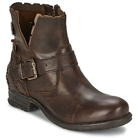 Schoenen Dames Laarzen Replay SOUP Brown