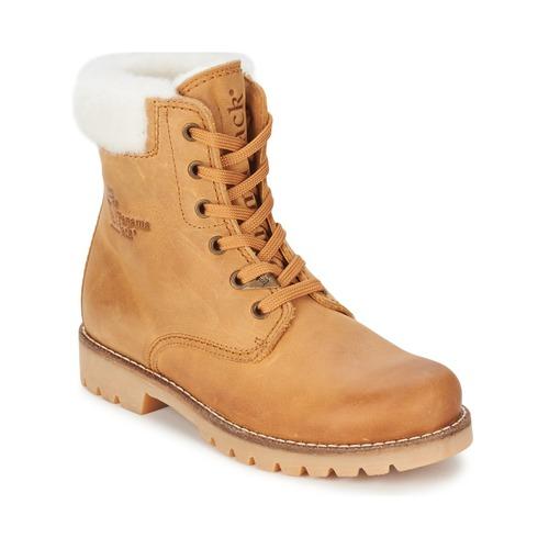 Schoenen Dames Laarzen Panama Jack PANAMA Honing