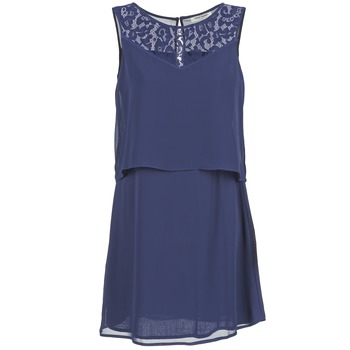 Textiel Dames Korte jurken Naf Naf LYANA Marine