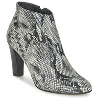 Schoenen Dames Enkellaarzen Betty London FODEN Python