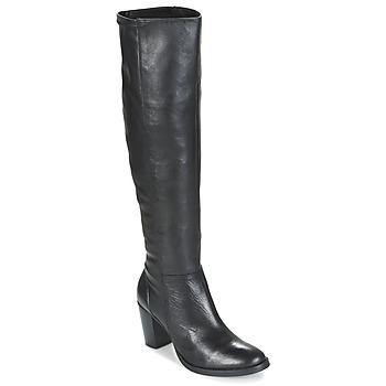 Schoenen Dames Hoge laarzen Betty London FLARY Zwart