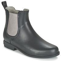 Schoenen Dames Laarzen Marc O'Polo LATTA Zwart