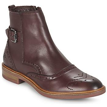 Schoenen Dames Laarzen Marc O'Polo NERETTA Bordeaux