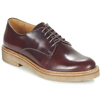 Schoenen Dames Derby Kickers OXFORK Bordeaux