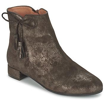 Schoenen Dames Laarzen Fericelli FADELA Brown