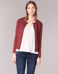 Textiel Dames Vesten / Cardigans BOTD FANZOLIO Bordeaux