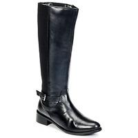 Schoenen Dames Hoge laarzen Balsamik FAZIDO Zwart