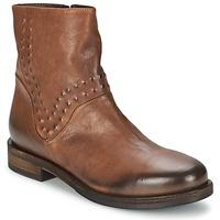 Schoenen Dames Laarzen Vic COPENHAGEN Brown