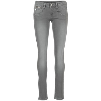 Textiel Dames Skinny jeans Freeman T.Porter ALEXA MAGIC COLOR Grijs