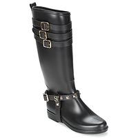 Schoenen Dames Hoge laarzen SuperTrash SAMMY Zwart