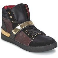 Schoenen Dames Hoge sneakers SuperTrash GOLDY Bordeaux