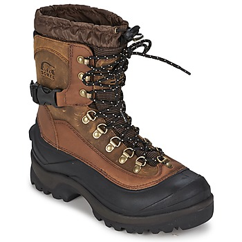 Schoenen Heren Snowboots Sorel CONQUEST Brown