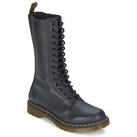 Schoenen Dames Laarzen Dr Martens 1B99 Zwart