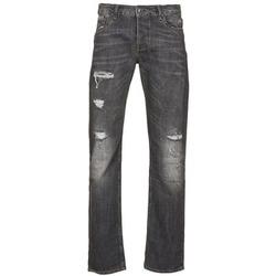 Textiel Heren Straight jeans Kaporal AMBROSE Zwart