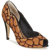 Schoenen Dames pumps Dumond GUATIL Leopard