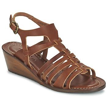 Schoenen Dames Sandalen / Open schoenen Kickers FASTA Brown