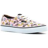 Schoenen Meisjes Lage sneakers Vans Authentic Princess peach Nintendo