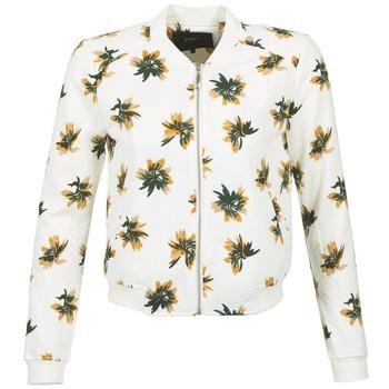 Textiel Dames Jasjes / Blazers Only KEEN Ecru