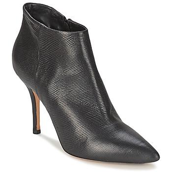 Schoenen Dames Low boots JFK LIZARD Zwart
