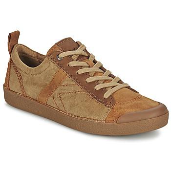 Schoenen Heren Lage sneakers Kickers TRIBAL  CAMEL