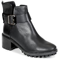Schoenen Dames Laarzen Miista GRETA Zwart