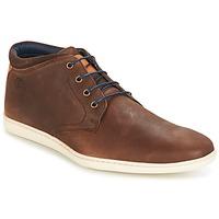 Schoenen Heren Hoge sneakers Casual Attitude CALER Brown