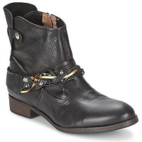 Schoenen Dames Laarzen Regard SOFAXO Zwart