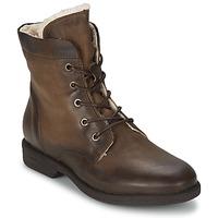 Schoenen Dames Laarzen Mjus DOO Brown