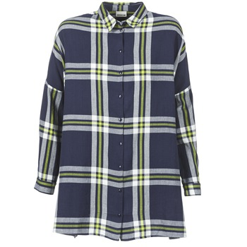 Textiel Dames Overhemden Noisy May ERIK Marine