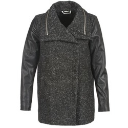 Textiel Dames Mantel jassen Noisy May KYLES Zwart