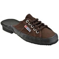 Schoenen Dames Klompen Superga  Brown
