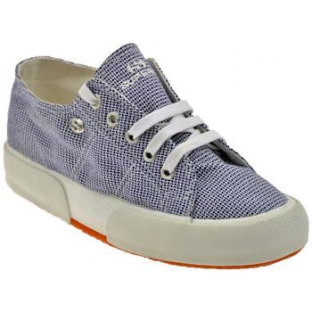 Schoenen Dames Lage sneakers Superga  Blauw