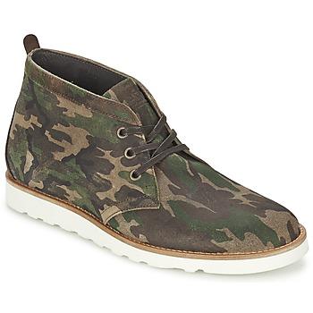 Schoenen Heren Laarzen Wesc LAWRENCE Camouflage