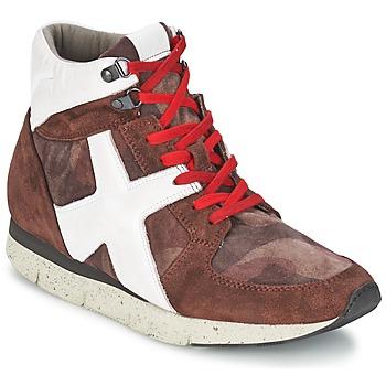 Schoenen Dames Hoge sneakers OXS JAZZ Bordeaux