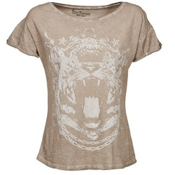 Textiel Dames T-shirts korte mouwen Best Mountain ACCADUR TAUPE