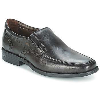 Schoenen Heren Mocassins Fluchos RAPHAEL Zwart